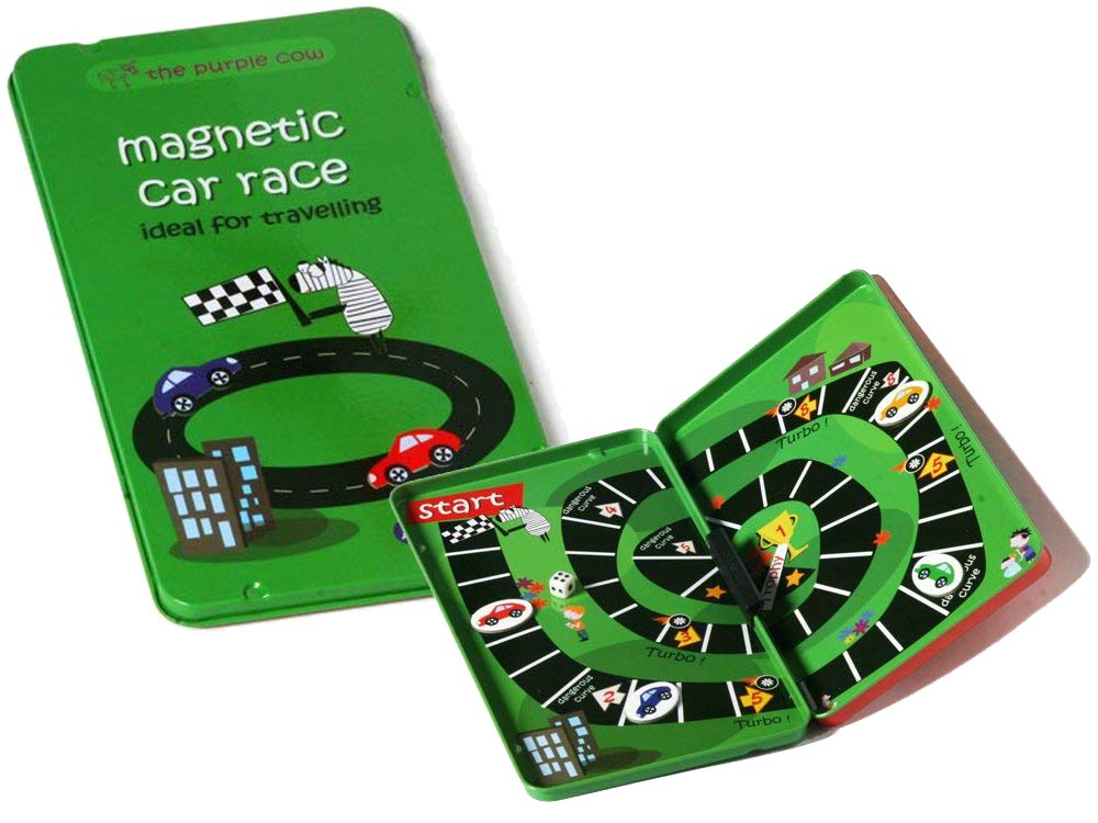 CAR RACE, Travel Tin