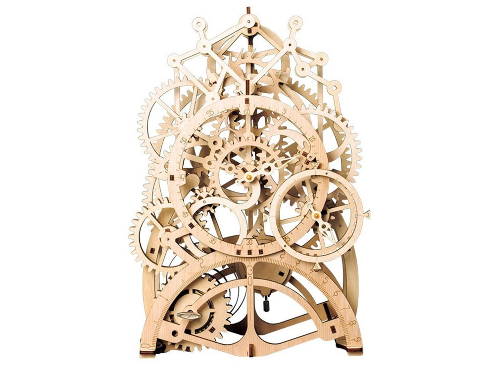 MECHANICAL GEARS PENDULUM
