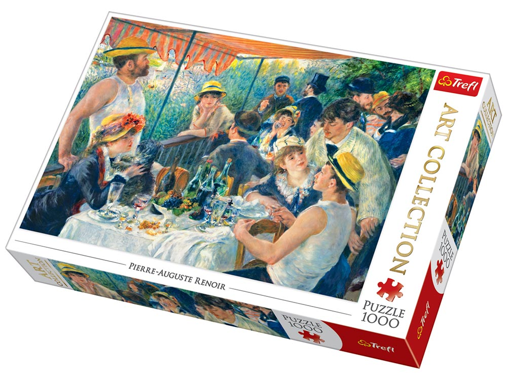 RENOIR, BOATING PARTY 1000pc