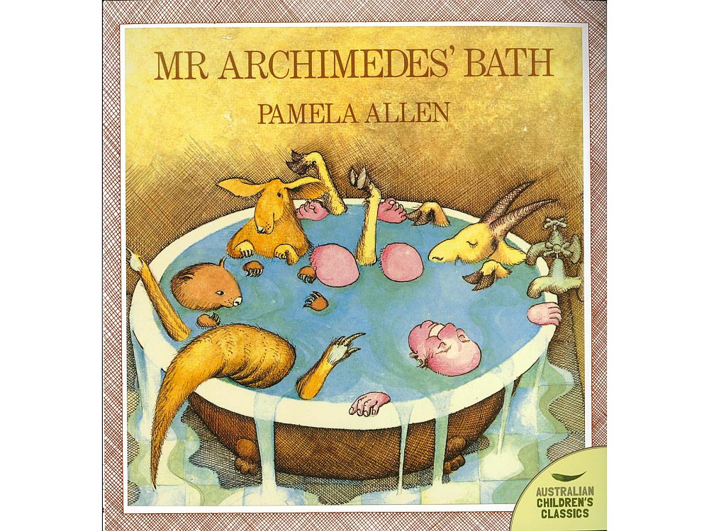 MR ARCHIMEDES' BATH