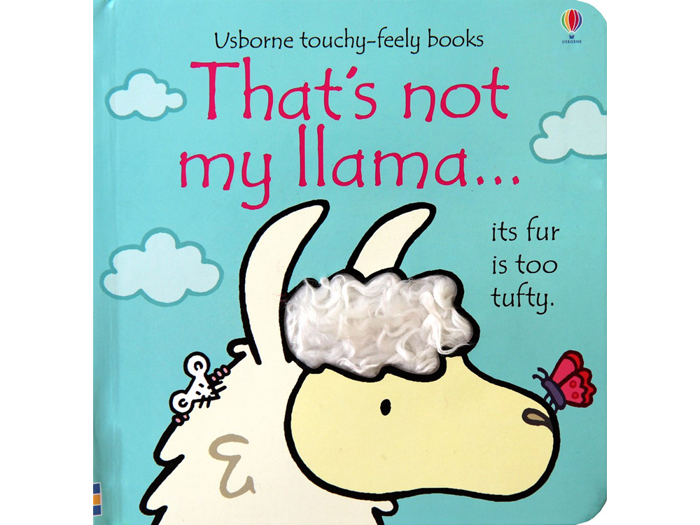 THAT'S NOT MY ILAMA