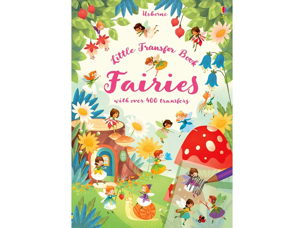 LITTLE TRANSFER BOOK FAIRES