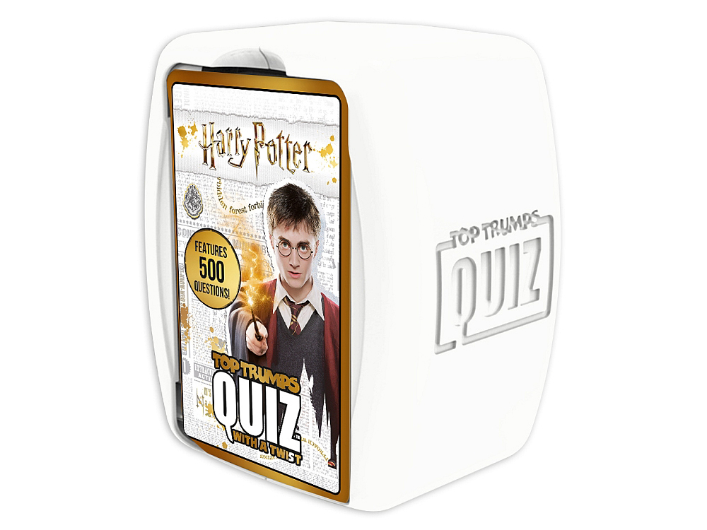 HARRY POTTER TT QUIZ 500 Qs