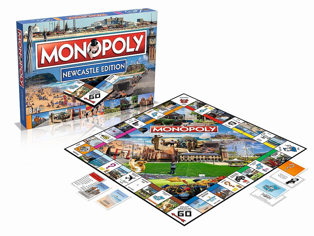 MONOPOLY NEWCASTLE