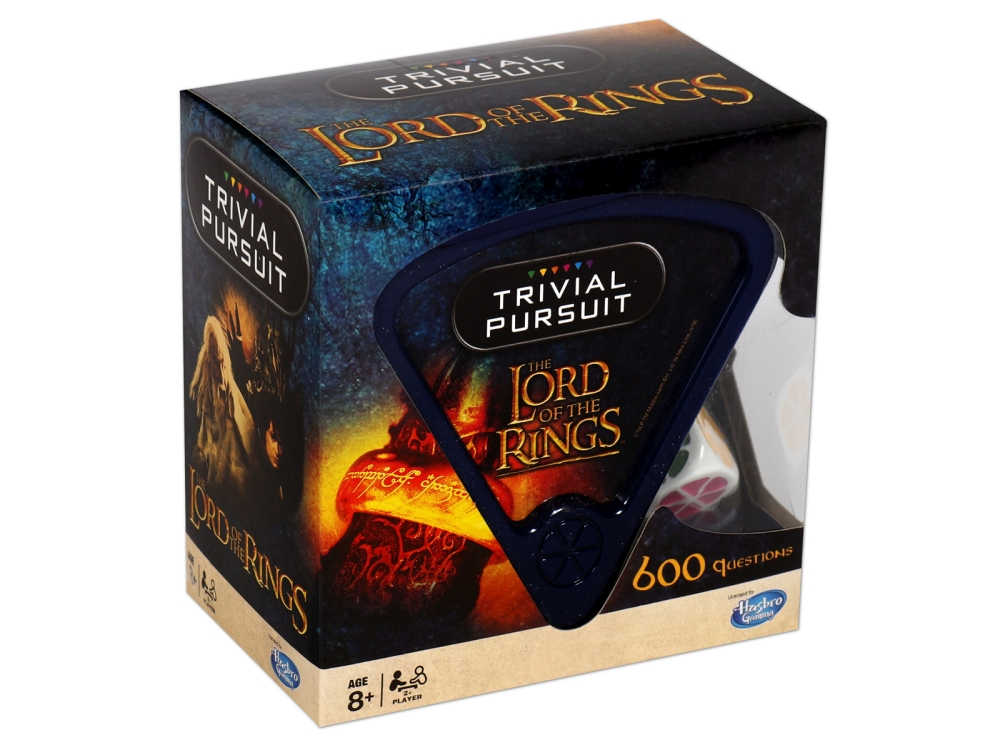 TRIVIAL PURSUIT LORD O/T RINGS