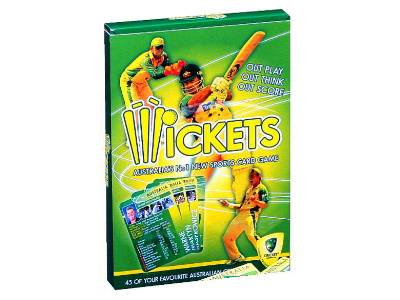 WICKETS CARD GAME