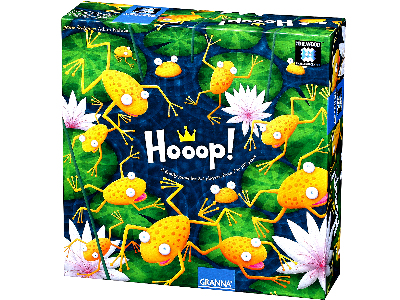HOOOP BOARD GAME