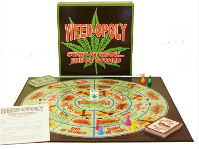 WEED-OPOLY