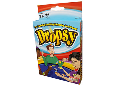 DROPSY CARD GAME