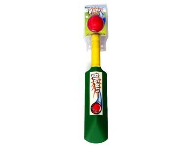 ROUNDERS BIG HIT BAT & BALL