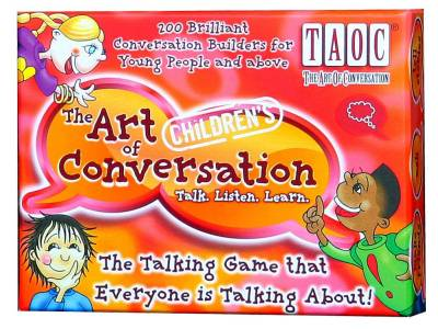 THE ART OF CHILDRENS CONVERSAT