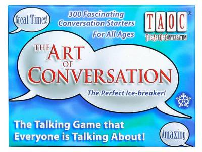 THE ART OF CONVERSATION GAME