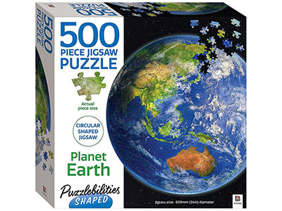 PUZZLEBILITIES EARTH 500pc