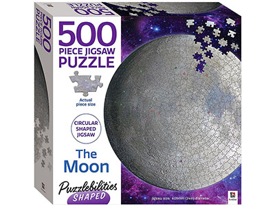 PUZZLEBILITIES MOON 500pc