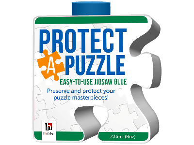 PROTECT PUZZLE JIGSAW GLUE