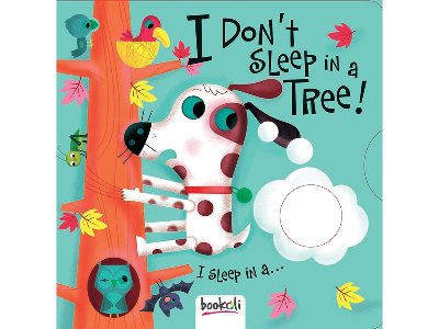 I DON'T SLEEP IN A TREE