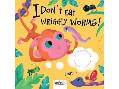 I DON'T EAT WRIGGLY WORMS