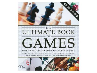 ULTIMATE BOOK OF GAMES