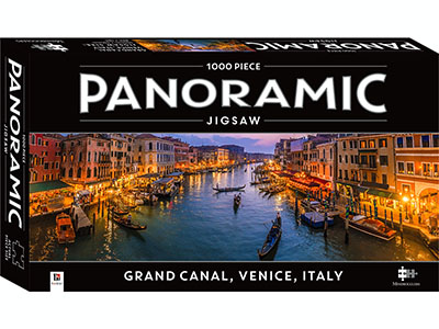 PANORAMIC GRAND CANAL 1000pc