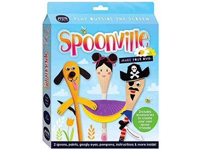 SPOONVILLE CURIOUS CRAFT