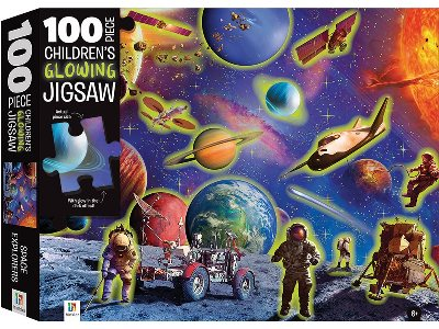 SPACE EXPLORERS 100pc