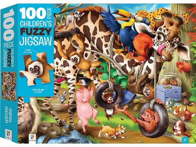 ANIMAL MAYHEM 100pc