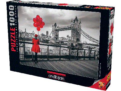 TOWER BRIDGE 1000pc