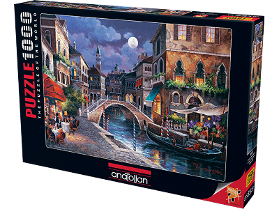 STREET OF VENICE II 1000pc