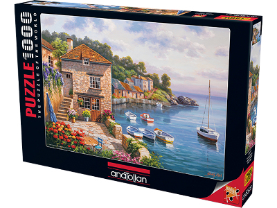 HARBOUR GARDEN 1000pc