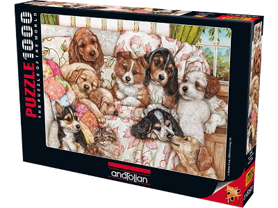 PUPPIES 1000pc