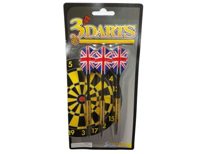 DARTS 3 PACK Sports Club