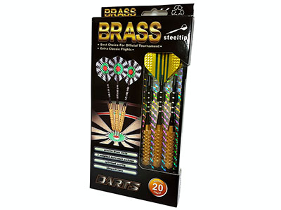 DARTS BRASS STEEL TIP 20gms