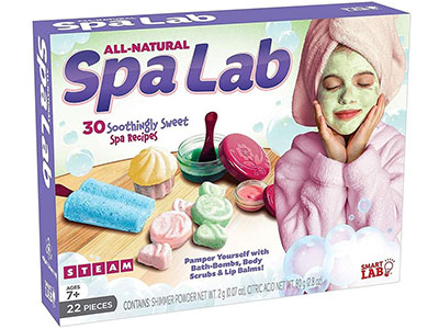 ALL NATURAL SPA LAB SMART LAB