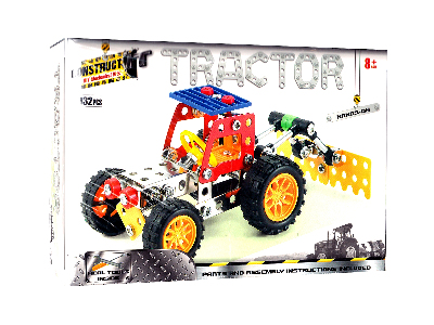 CONSTRUCT IT TRACTOR