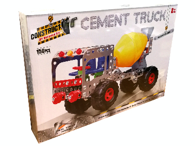 CONSTRUCT IT CEMENT TRUCK