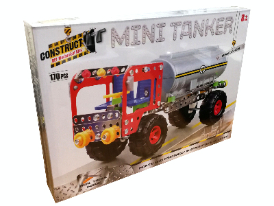 CONSTRUCT IT MINI TANKER