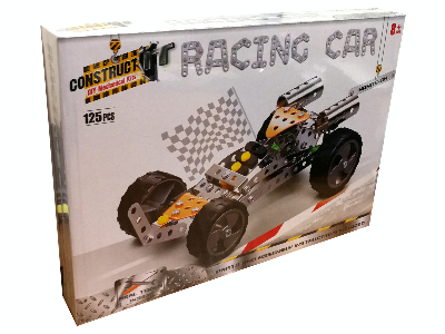 CONSTRUCT IT RACING CAR