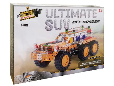 CONSTRUCT IT ULT SUV