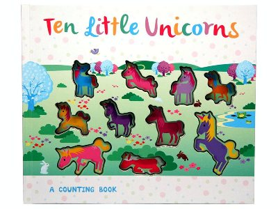 TEN LITTLE UNICORNS