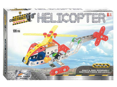 CONSTRUCT IT HELICOPTER