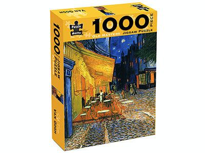OLD MASTERS VAN GOGH 1000pc