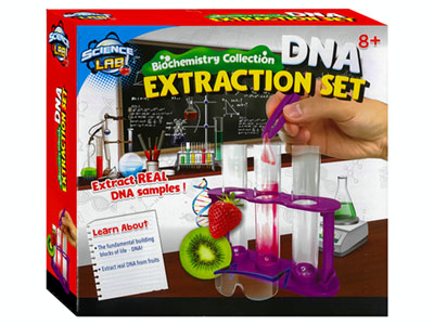 SCIENCE LAB DNA EXTRACTION KIT