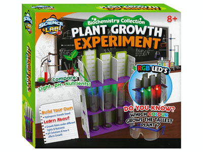SCIENCE LAB PLANT GROWTH