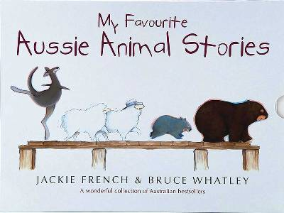 MY FAV AUSSIE ANIMAL STORIES