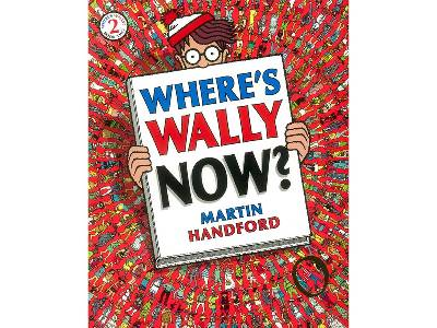 WHERE'S WALLY BOOK 2