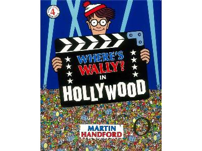 WHERE'S WALLY BOOK 4