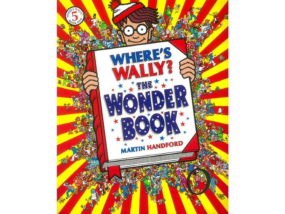 WHERE'S WALLY BOOK 5