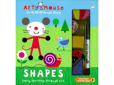 ARTY MOUSE SHAPES