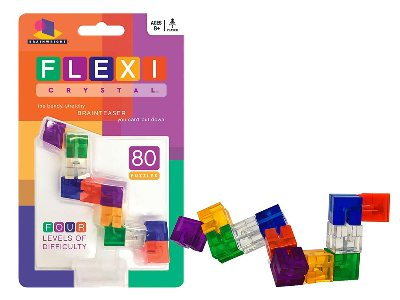 FLEXI CRYSTAL, 30 Puzzles
