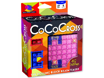 COCO CROSS Rolling Block Puzzl